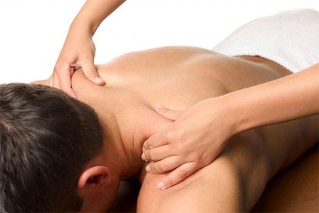 درد کمر و ماساژ درمانی